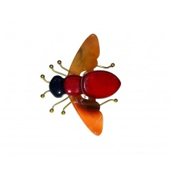 Broche Lucky Bee