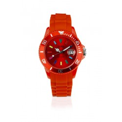 Montre Acapulco Rouge
