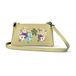 Mini Bag Floreale Beige