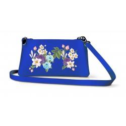 Mini Bag Floreale Blue