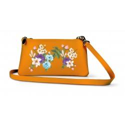Mini Bag Floreale Orange