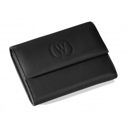 "Wallet ""Fiore"" leather"