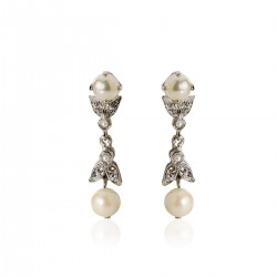 Earrings Perle e Api