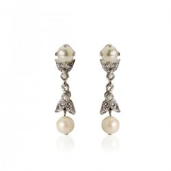 Boucles d'oreilles Perle e Api