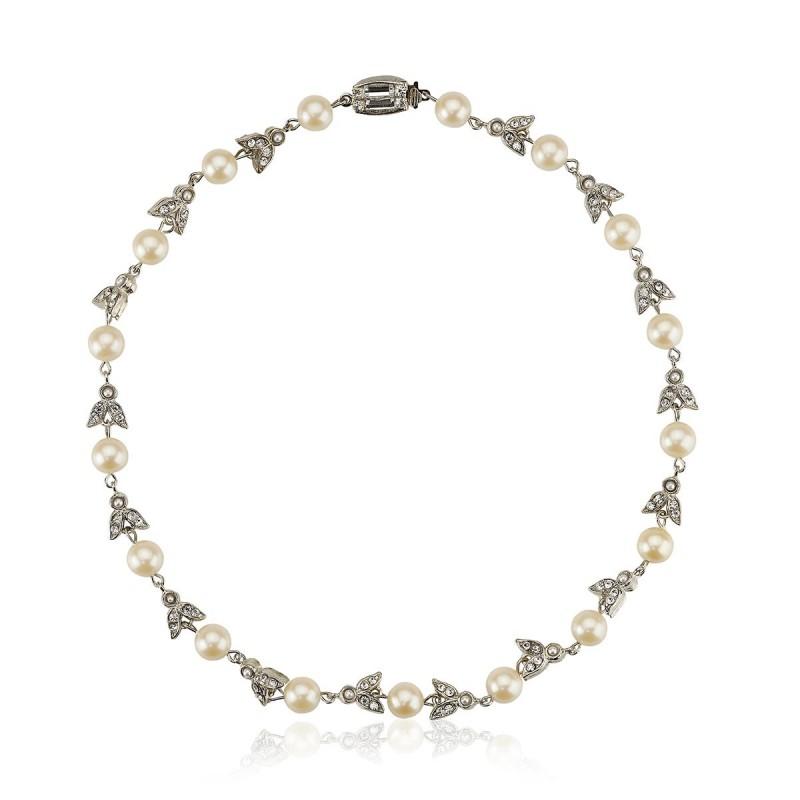 the best attitude b5c1b 1388d Necklace Perle e Api