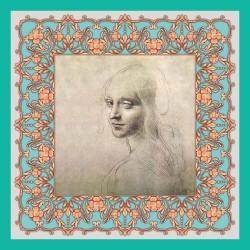 Bufanda De Wan para Leonardo da Vinci