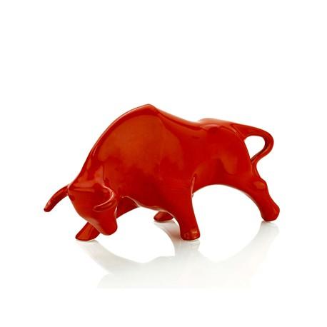 Scultura toro piccola