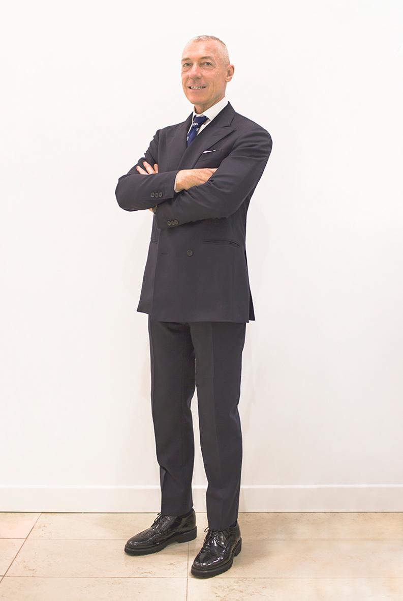 Roberto De Wan amministratore unico De Wan Milano